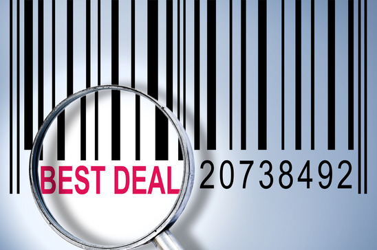 Best Deal on Barcode