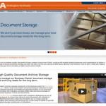 Ardington Archives Document Storage