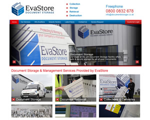 Eva Store Document Storage