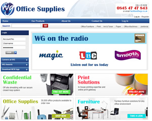 WG OfficeSupplies ISO14001
