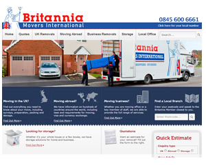 Britannia Business Removals
