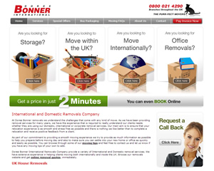 Doree Bonner Business Removals