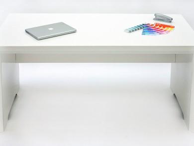 Flute Cardboard Desk