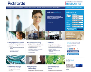 Pickfords Business Removals