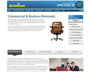 Robinsons Business Removals