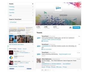 toner giant twitter small