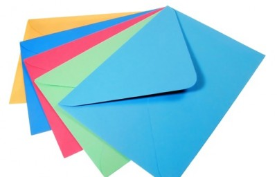 Colour Envelopes
