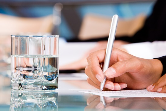 Writing report